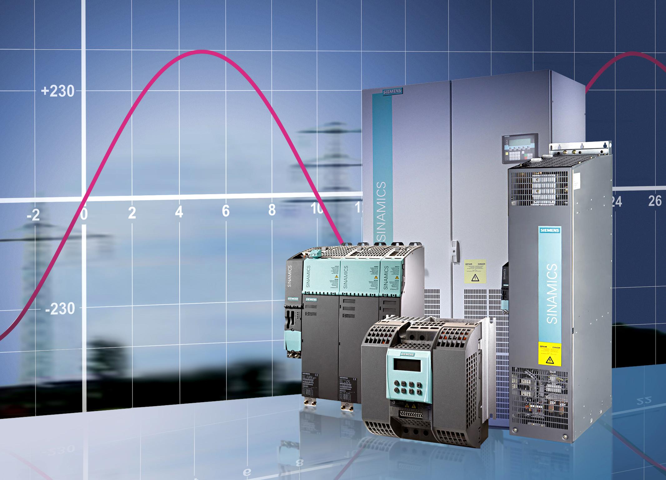 Sửa chữa servo driver Siemens