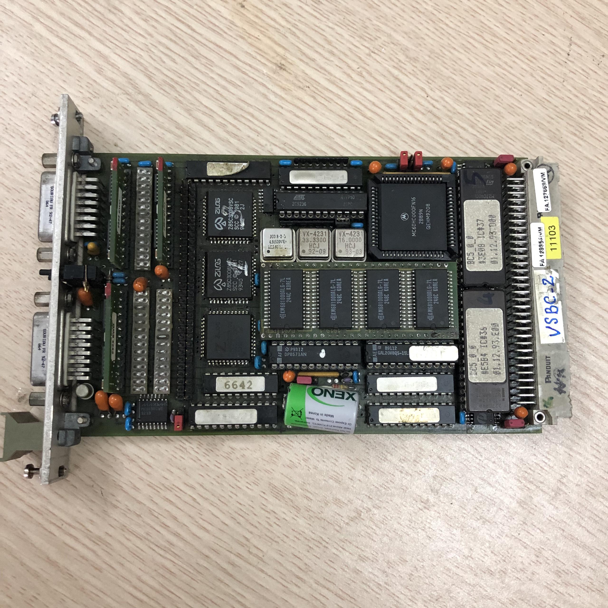 Sửa chữa bo mạch máy in KPA